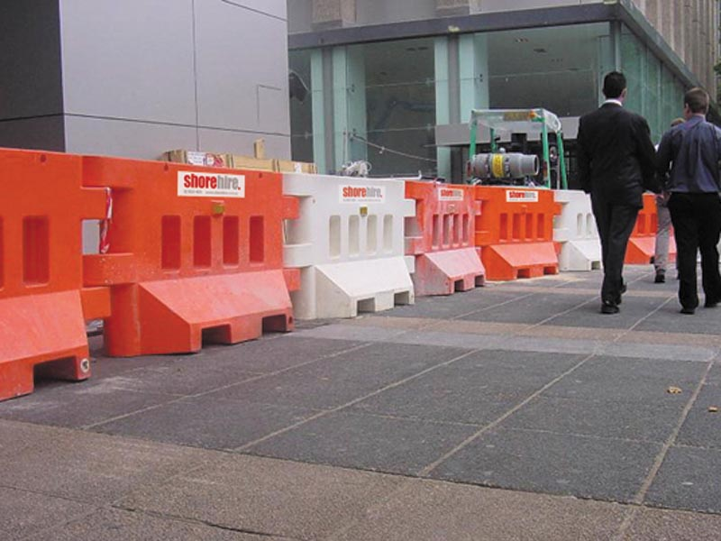 Waterfilled Barriers Shore Sales